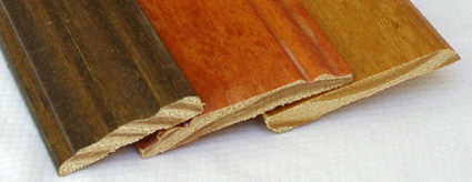 Iriberri molinero molduras linea pino clear finjer - Molduras de madera decorativas ...